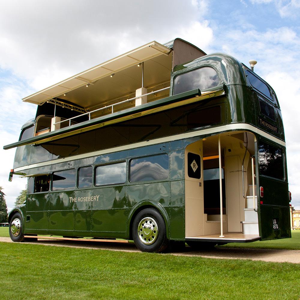 Double Decker Bus House Bus House Truck Design Double Decker Bus House
