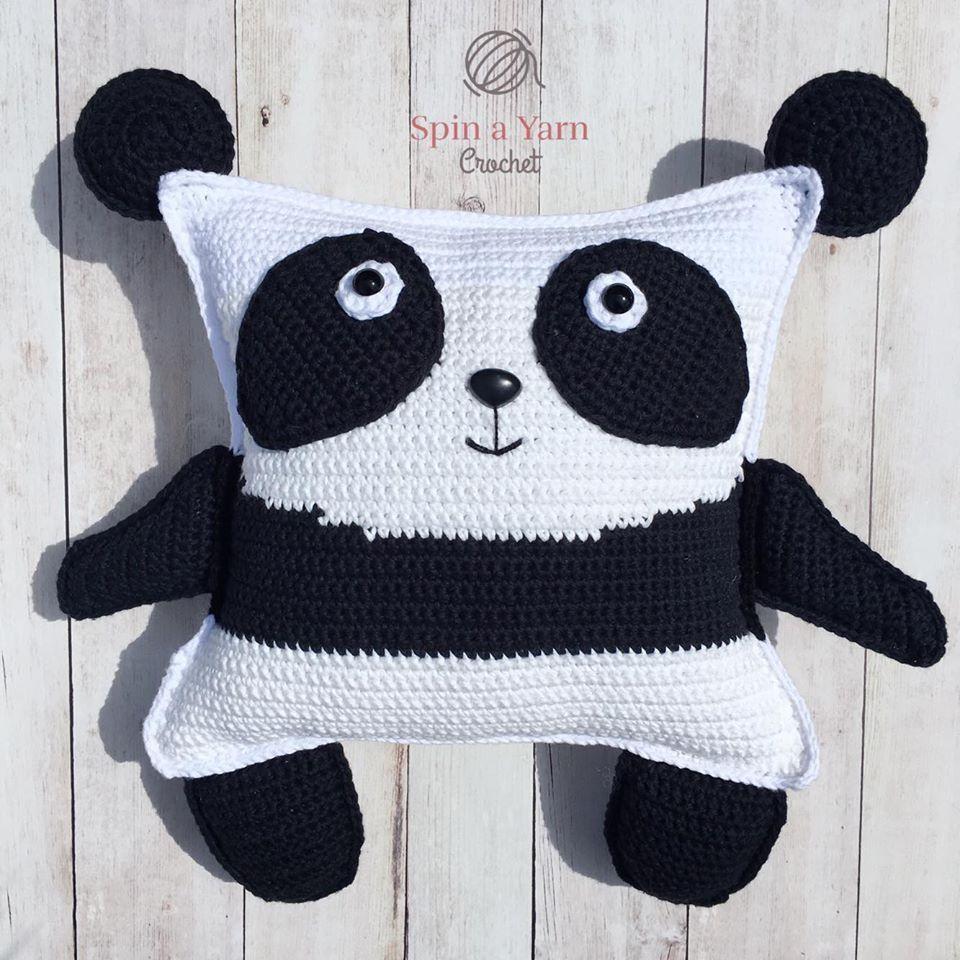 Amigurumi Panda Tarifi   Amigurumi, Crochet and Plushie patterns