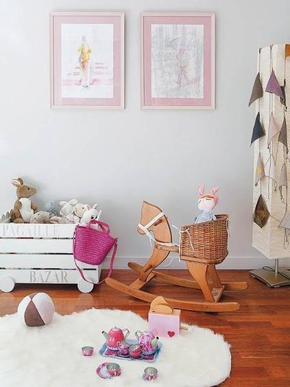 Una Habitacion Para Dos Ninas Kids Habitaciones Pinterest