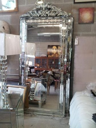 My Dream Venetian Mirror
