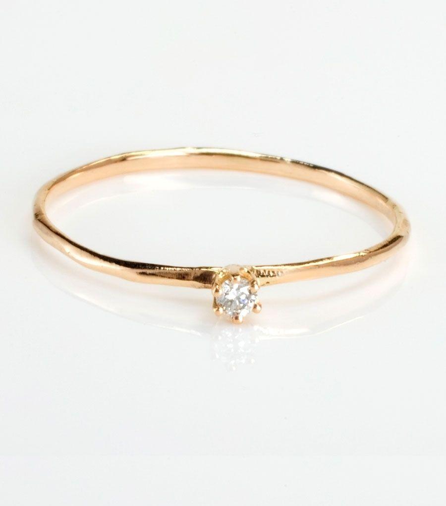 the Tiniest Diamond Ring, by Satomi Kawakita | wedding ideas ...