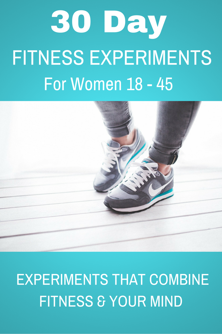 Join the Facebook Group and try out a fitness experiment that adds a mental technique to your workouts or diet.  I'm writing a book and have 24 experiments that I'm testing out.  Each experiment is 30 days long.  It's totally free.  There is no sales pitch