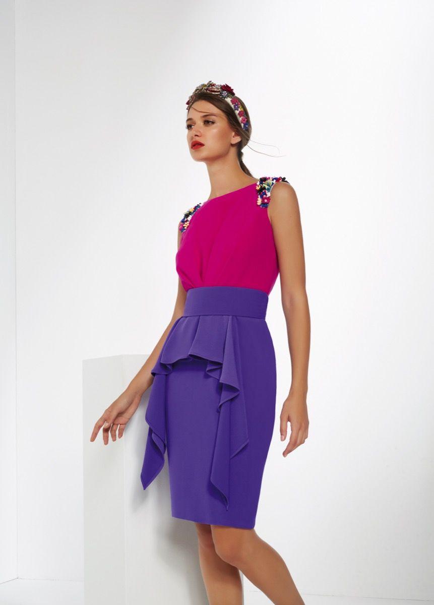 Vestidos de fiesta: avance de la nueva colección. | Pinterest ...