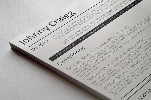 Professional Resume by Visual Impact on @mywpthemes_xyz Best - find resume templates