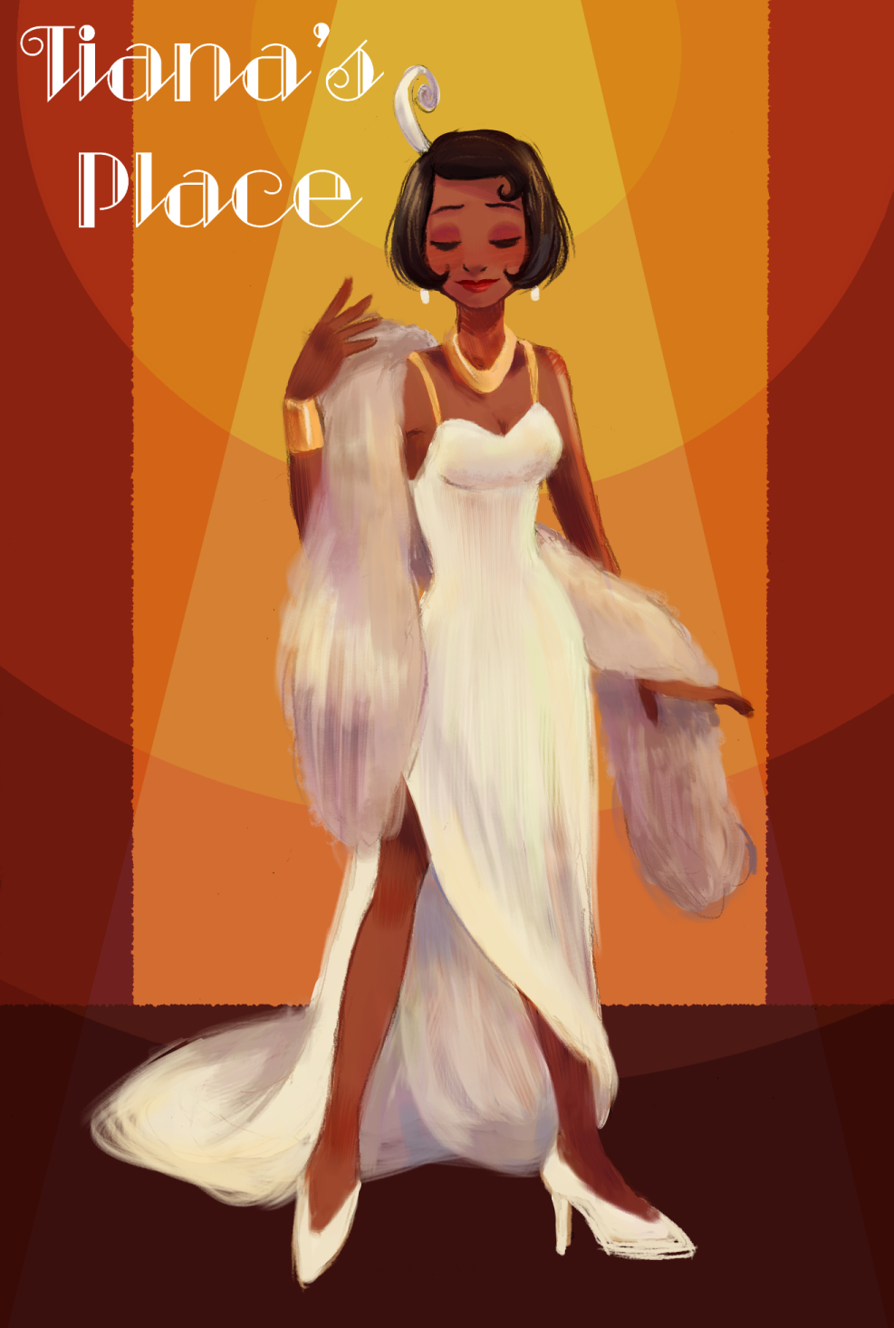Tiana S Place Disney S The Princess And The Frog