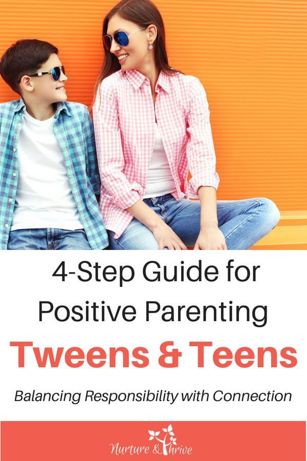 How to stay close as kids move into adolescence