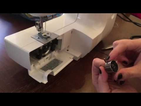 How To Thread Brother LS40 Sewing Machine YouTube Sewing Classy How To Thread A Brother Ls2000 Sewing Machine