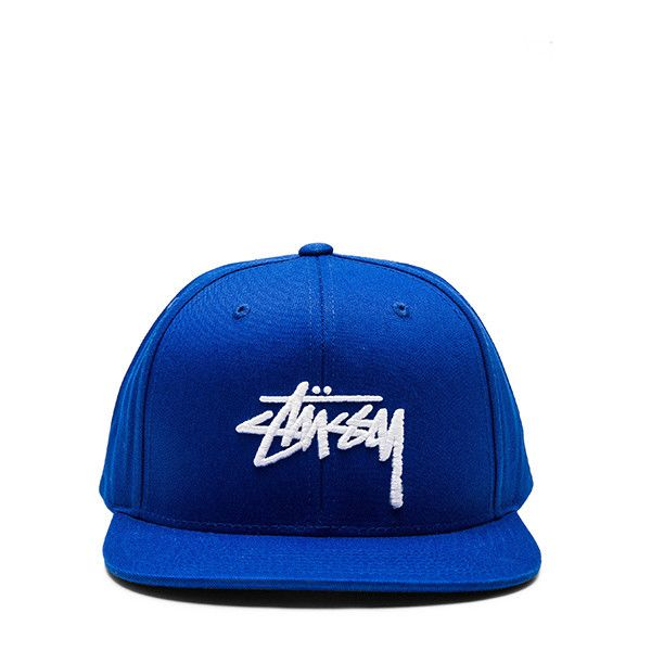 da575ca7e69 Stussy Stock SU16 Snapback (47 CAD) ❤ liked on Polyvore featuring  accessories