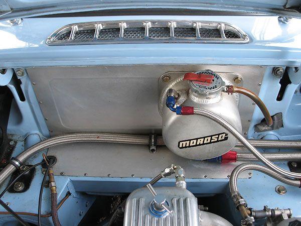 Midget race car oil tank vents, public nude spanking