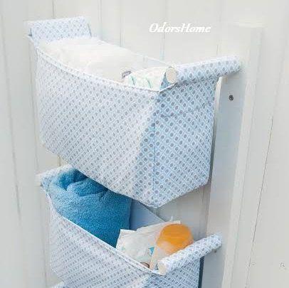 Toy Storage Baskets Kids Modern Nursery Organization Baby Boy Nurs