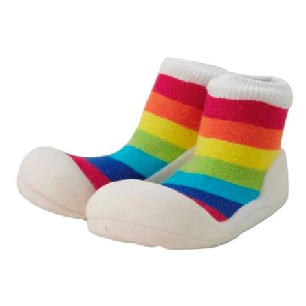 Zapatos blancos Attipas infantiles 8gIdjO