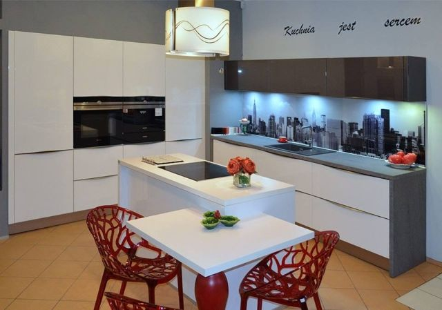 Najlepsze Kuchnie 2015 Roku Nowoczesne Kuchnie Projekty Forum Meble Kuchenne Kuchnie Na Zamowienie Wyspa Kuchenna