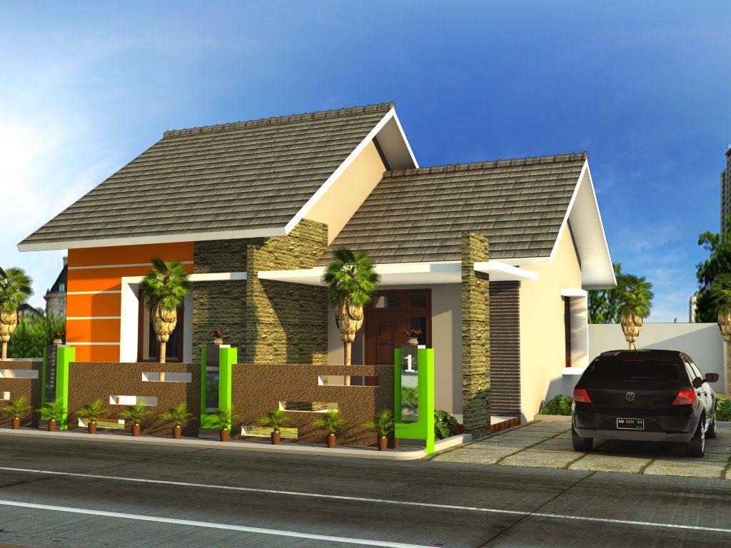 Exceptional Home Design Type 70 Part - 10: Rumah Minimalis Type 70