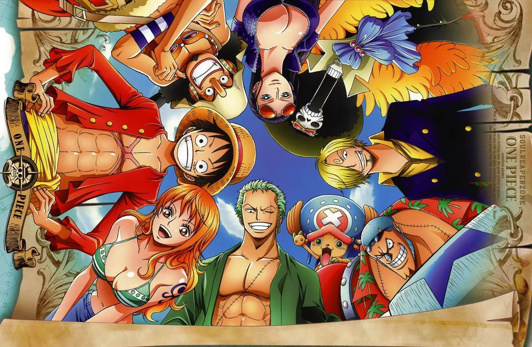 One Piece Episode 01 979 H264 747 979 Hevc H265 480p 720p 1080p English Subbed Download One Piece Anime One Piece Crew One Piece Manga