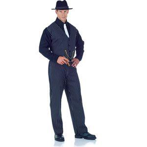 ca26c072b79ea Mobster Costume Mens Standard | Halloween Costumes (Men) | Halloween ...