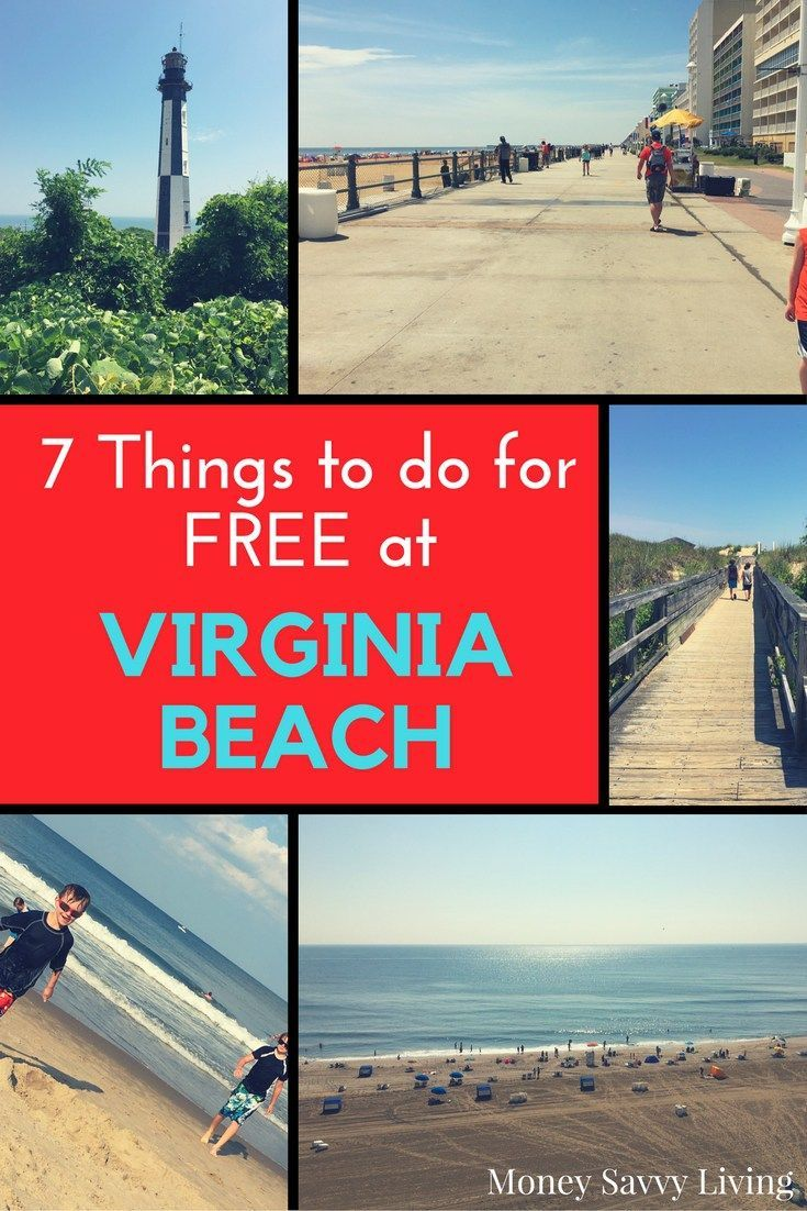 7 Family Friendly Things To Do At Virginia Beach That Are Absolutely Free Money Savvy Living