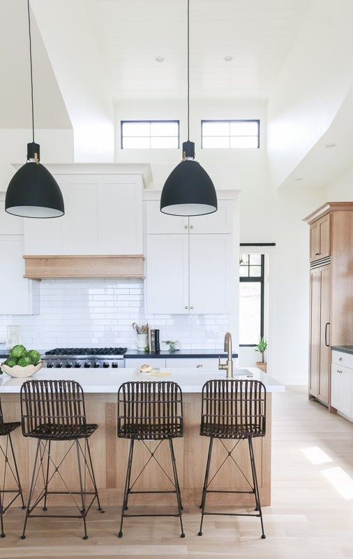 Best Creating A Warm And Inviting Kitchen White Modern 400 x 300