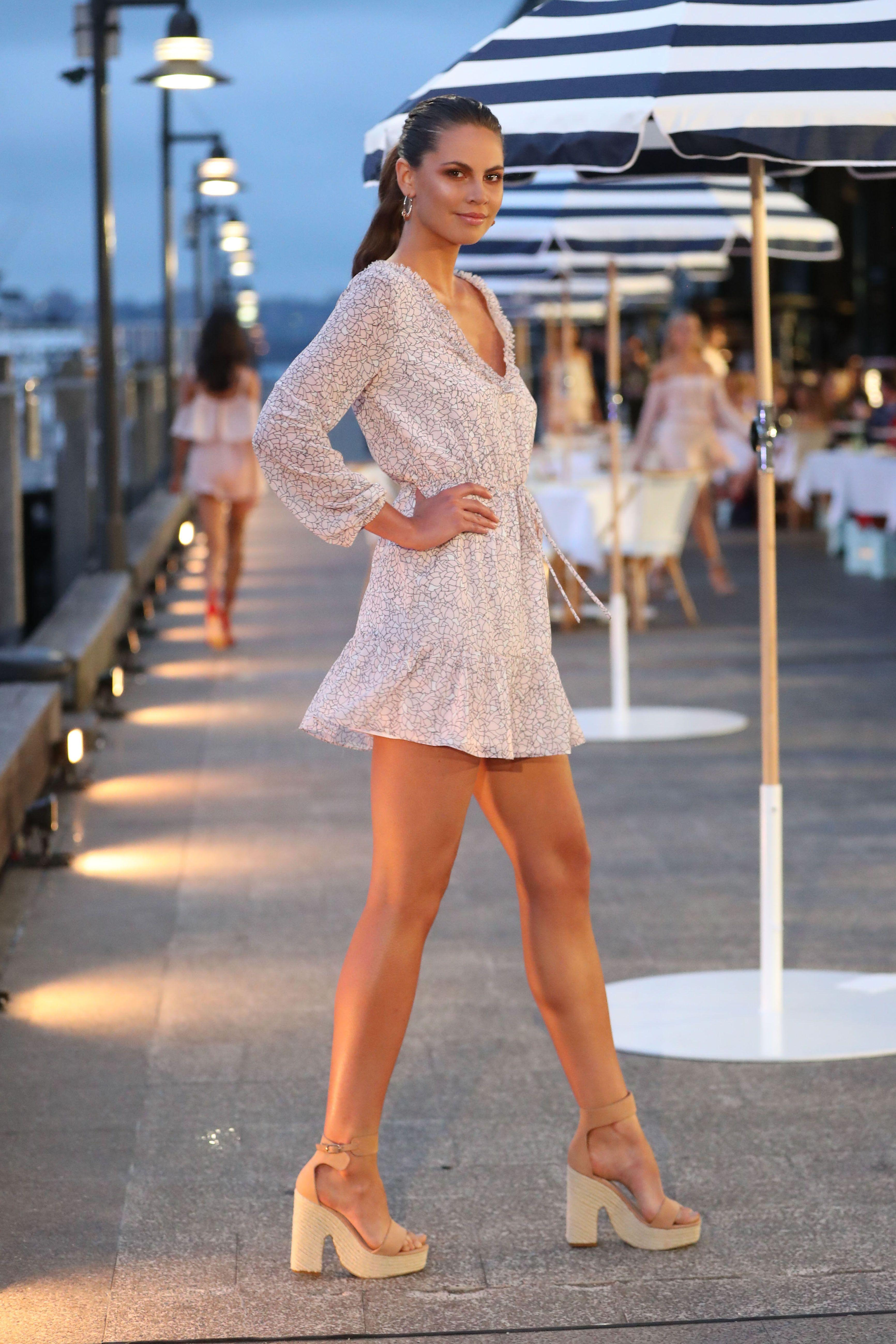 Kookai Lotus Dress  f92f1f2ec