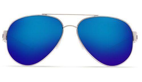 3ec2e25fa18 New Costa Del Mar South Point 580G Palladium Blue Mirror Lens 58mm Polarized  Sunglasses by Costa Del Mar.  215.95. Monel Frame.