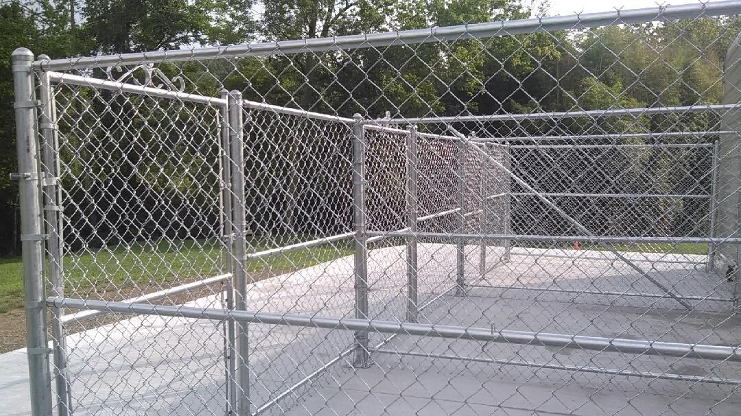 Chain link fencing, Lucky Fencing in Knoxville, TN Lucky