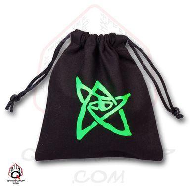 Call of Cthulhu Dice Bag - Black