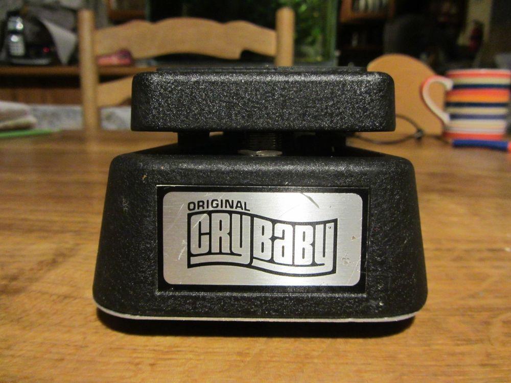 Dunlop Crybaby GCB 95 Original