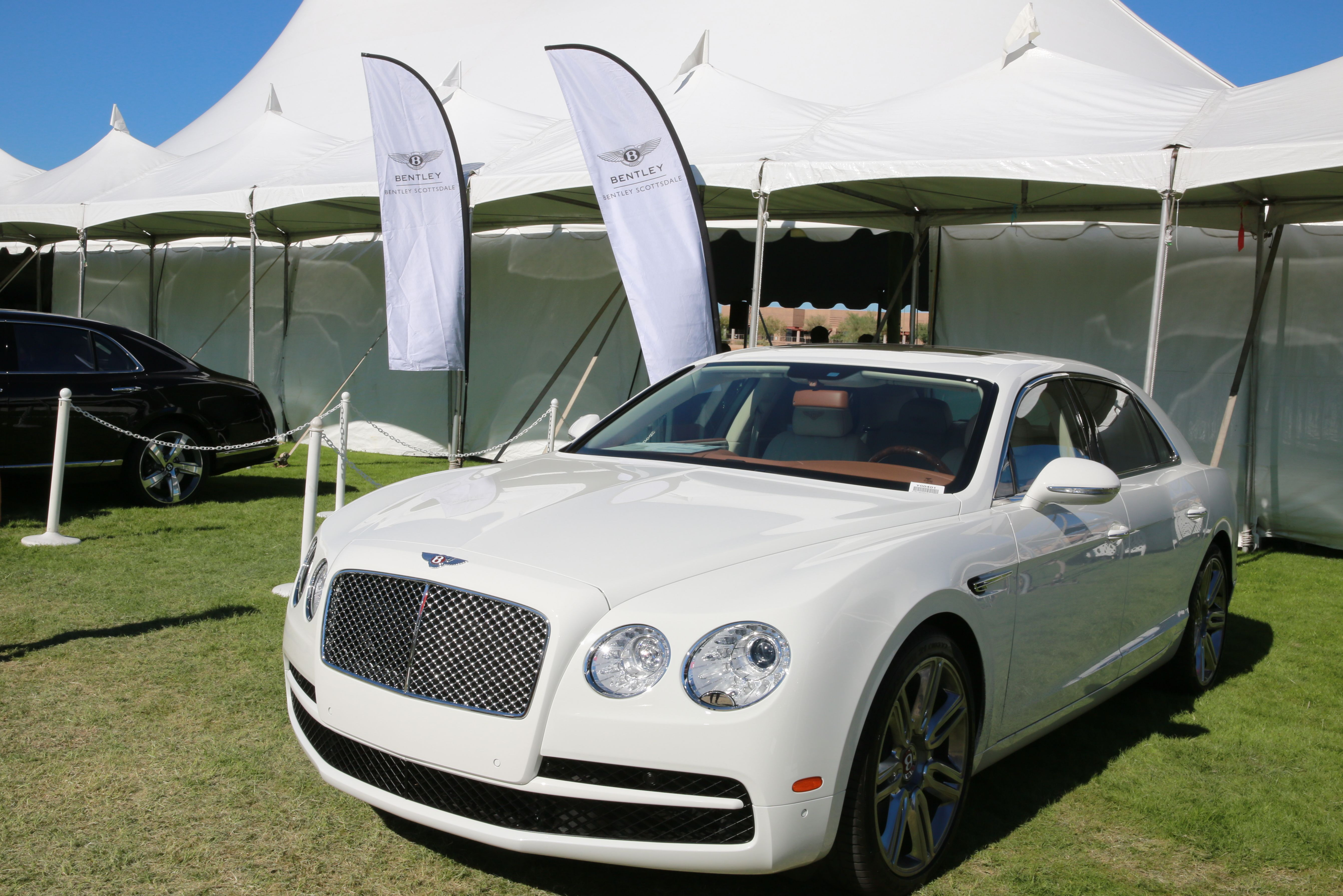 See some of Bentley's latest models at the 2016 Scottsdale Bentley ...