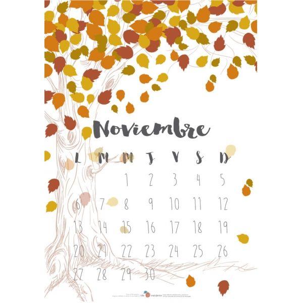 Descargable Calendario 2017 | Recursos educativos | Pinterest ...