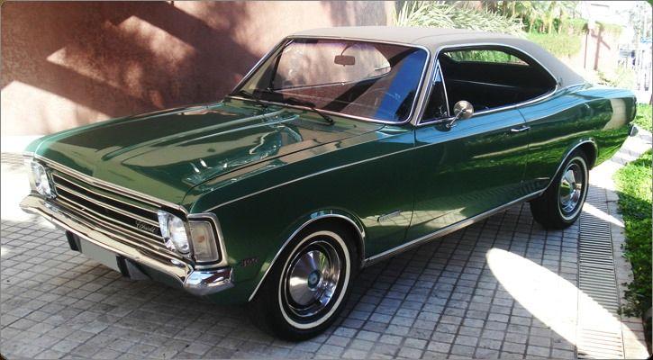 Carros Antigos Chevrolet Opala Pesquisa Google Opala Gran Luxo