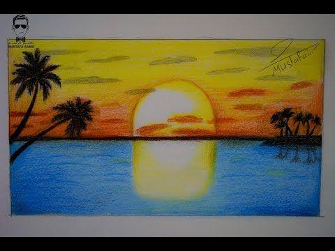 Youtube Painting Art Worksheets Art Drawings Sketches Simple