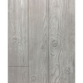 Null Weathered Grey Plank 32 Sq Ft Mdf Paneling Basement