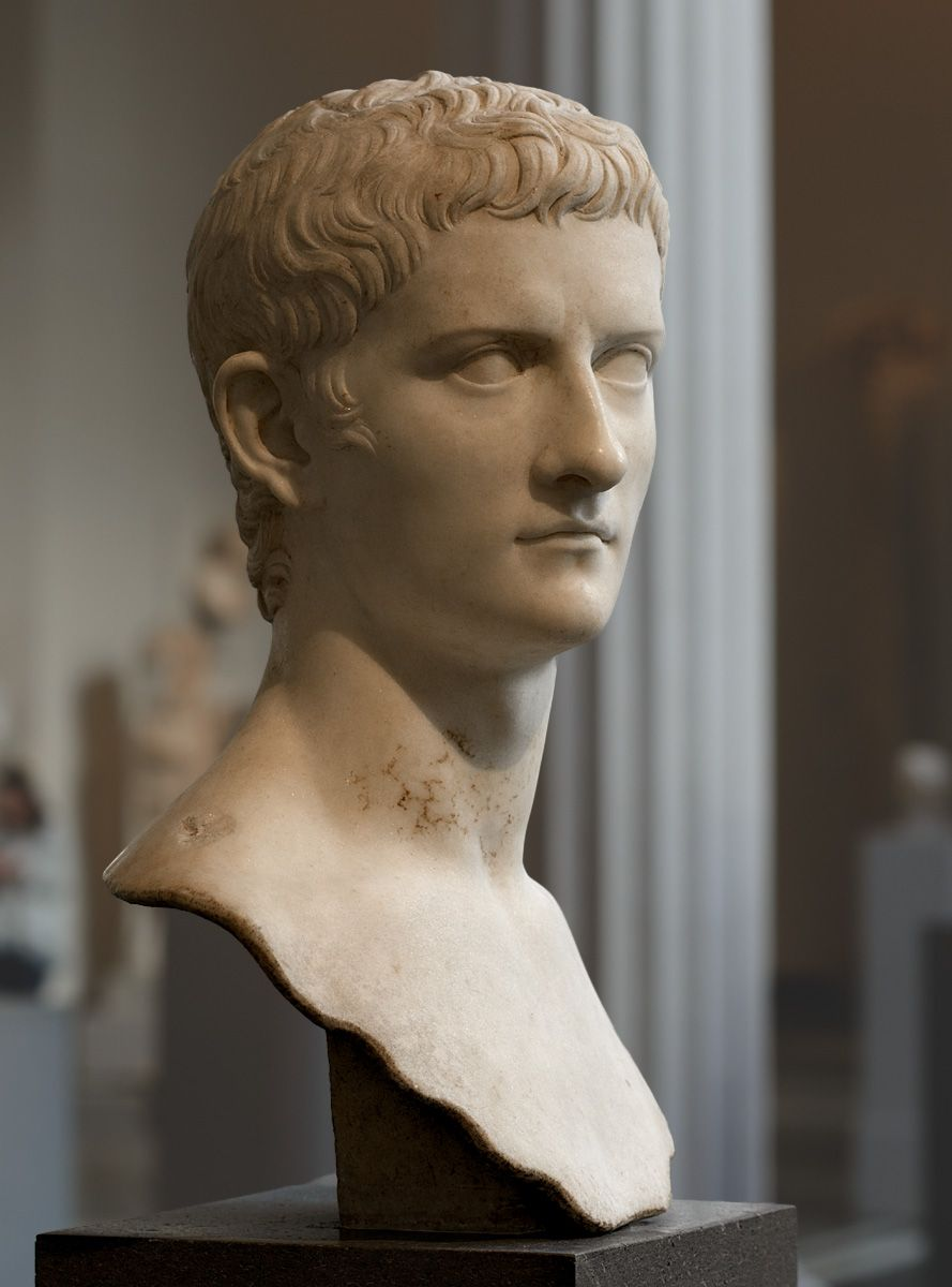 Was caligula bisexual
