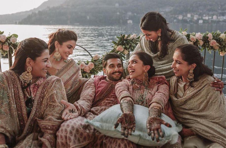 Deepika Padukone And Ranveer Singh Lake Como Italy Celebrity Weddings Weddingsutra Deepika Ranveer Celebrity Weddings Ranveer Singh
