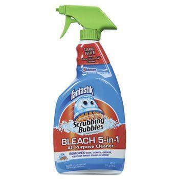 Bleach 5-In-1 Cleaner, Fresh Clean, 32oz Spray Bottle