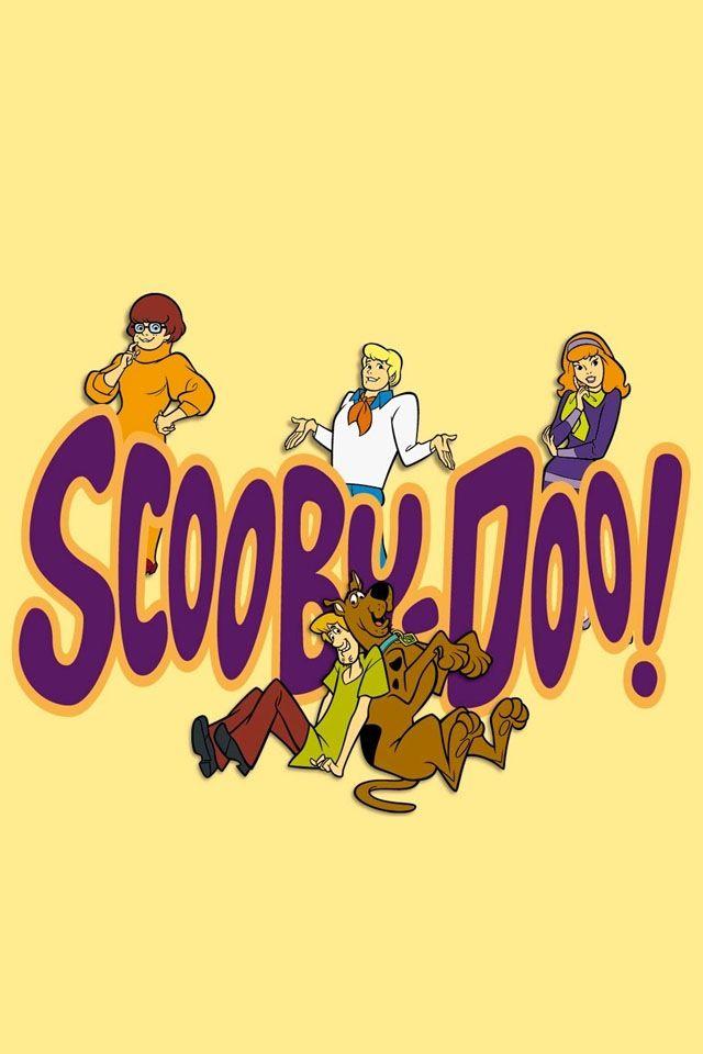 Scooby Doo Lock Screen Iphone Wallpaper