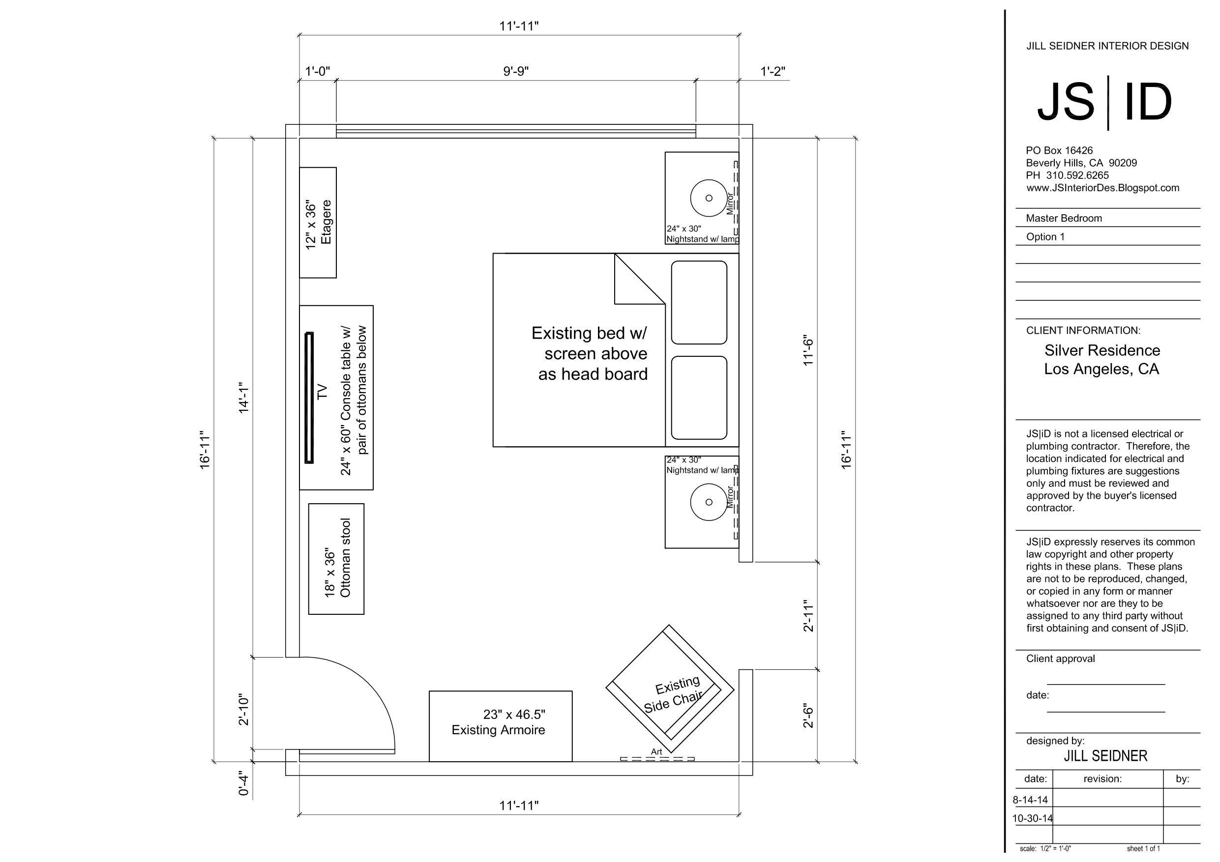 Burton Way Los Angeles Ca Master Bedroom Furniture Floor Plan Layout Revised