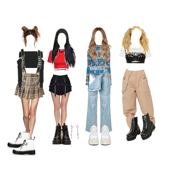 URSTYLE #kpopfashion