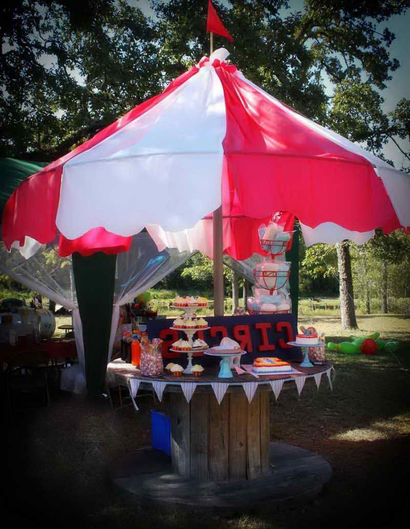 How To Make A Big Top Canopy Tent   Tent Reviews   Carnival