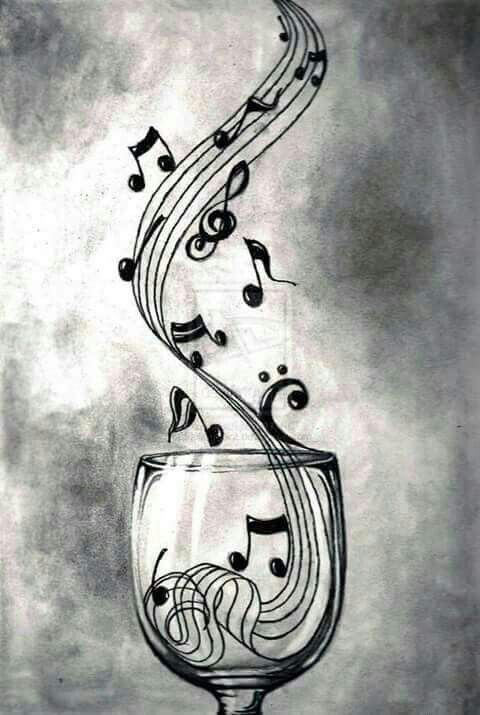 drink from the cup of beautiful music and let it flow through your soul consuming you and making you truly alive