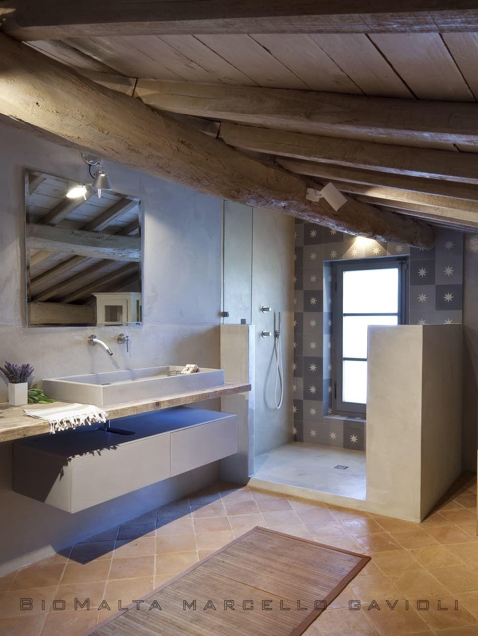 Foto di bagno in stile in stile mediterraneo : la segreta – bagno ...