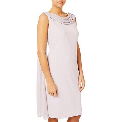 Buy Jacques Vert Drape Cape Dress Online at johnlewis.com