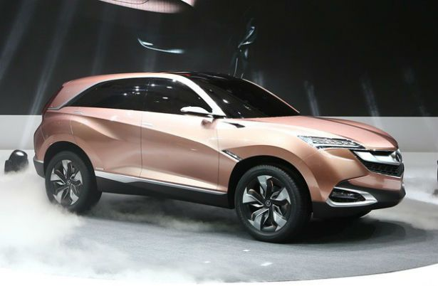 2016 Acura Zdx Image