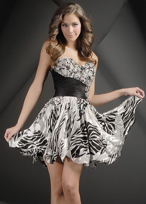 party dresses animal print_Party Dresses_dressesss