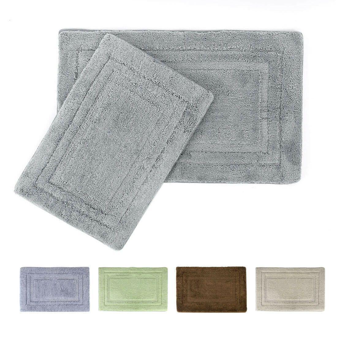 Bathroom Mat Memory Cotton Bath Kitchen Mat Pad Carpet Rug Doormat 2 In 1 30 21 Bathroom Rugs Ideas Of Bathroo In 2020 Bathroom Mats Rugs On Carpet Bathroom Rugs