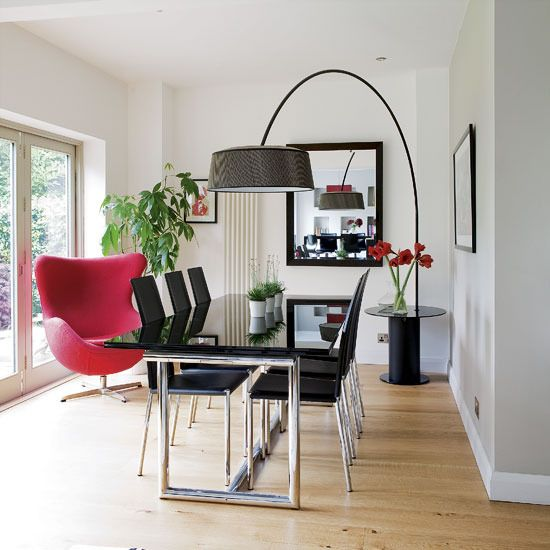 Modern dining rooms | Home Interior Design, Kitchen and Bathroom Designs, Architecture and Decorating Ideas
