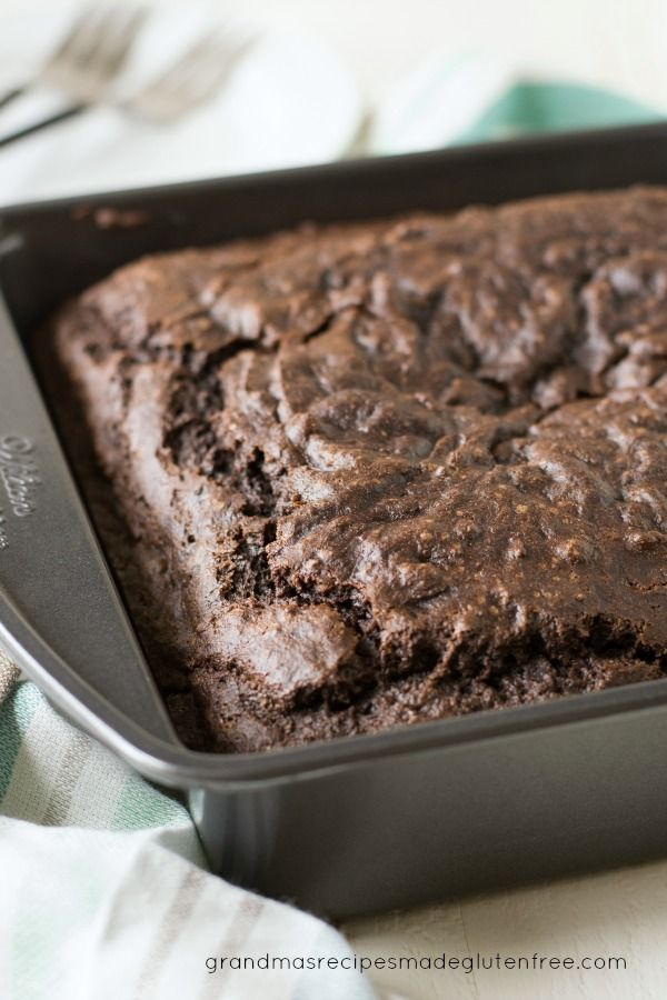 Gluten Free Devil S Food Cake Is For All Of Those Chocolate Fans