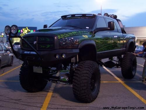 Ground Clearance And Power Are Both A Huge Deal In The Zombie