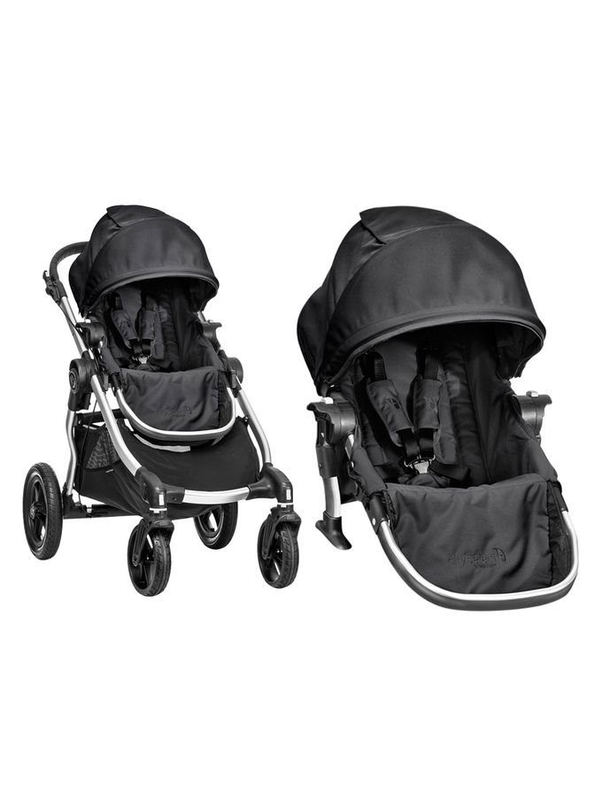 City Select Stroller and Free Second Seat Kit from Baby ...