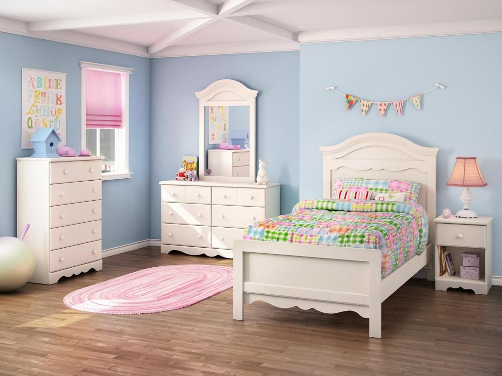 10 Beauty White Bedroom Furniture for Girls  Girls bedroom sets