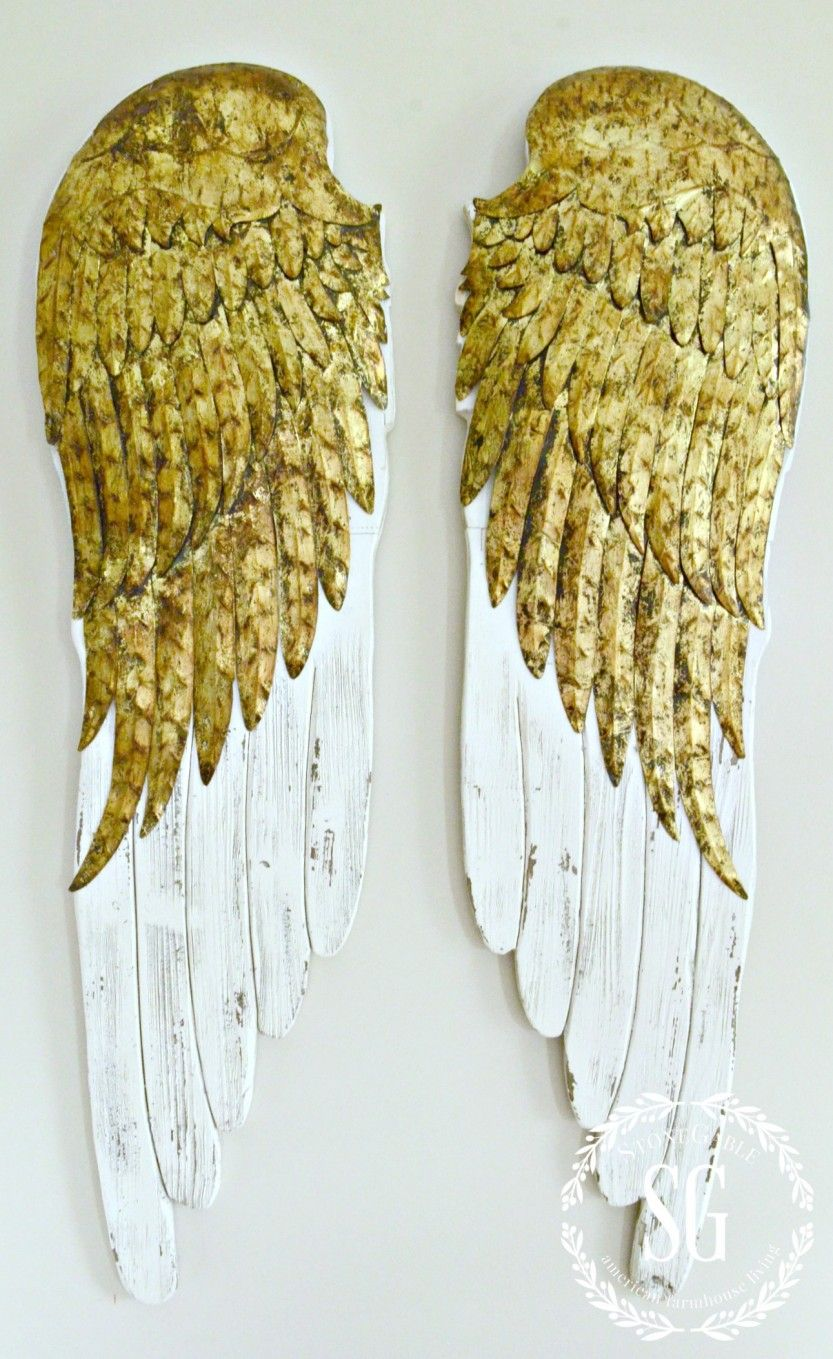 ANGEL WINGS ALIGHT AND A GIVEAWAY | Angel wings, White paints and ...